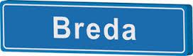 Breda plaatsnaambord