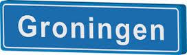 Groningen plaatsnaambord