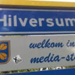 Hilversum plaatsnaambord