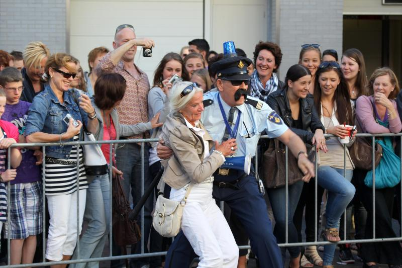 Als Politieagent juni 2011